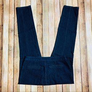 NYDJ Women's Legging Blue Jeans Stretch Size: 12